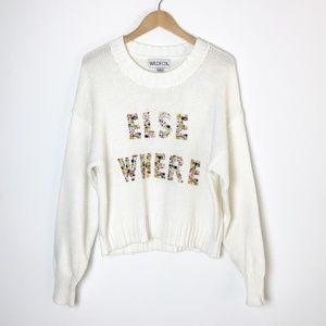 WILDFOX Elsewhere sweater